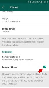 Cara Mengetahui Pesan Grup Whatsapp Sudah di Baca 3