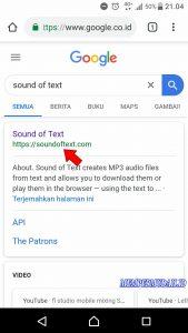 Cara Merekam Suara Google Translate Dari HP Android 1