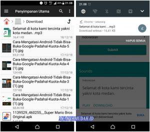 Cara Merekam Suara Google Translate Dari HP Android 4