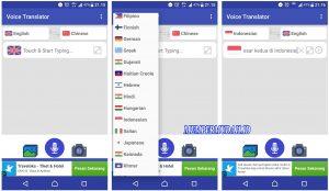 Cara Merekam Suara Google Translate Dari HP Android 6