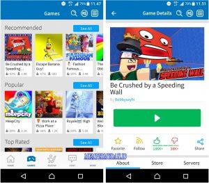 Cara Main Berbagai Jenis Game Roblox Di Hp Android Mempermudah