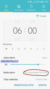 Cara Menambahkan File Lagu Untuk Nada Dering di Android 5