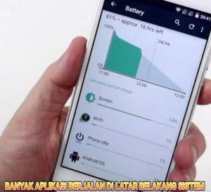 Masalah Lemot Smartphone Android 4