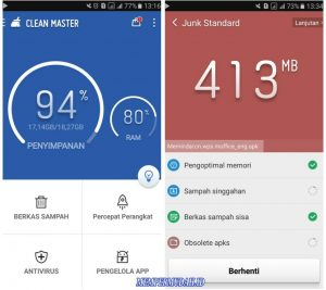 Masalah Lemot Smartphone Android 5