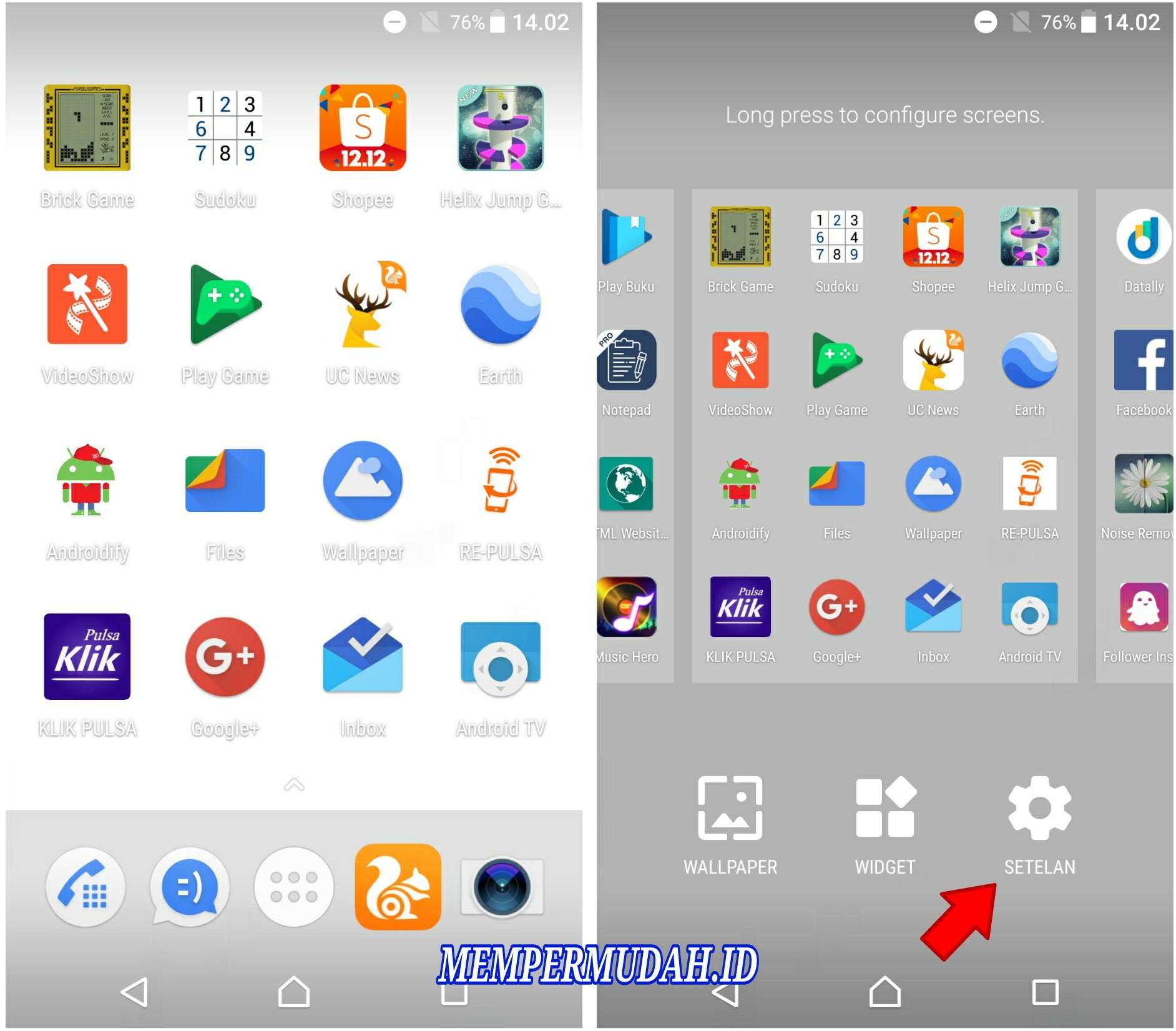 Cara Nonaktifkan Wallpaper Bergerak Di Smartphone Android