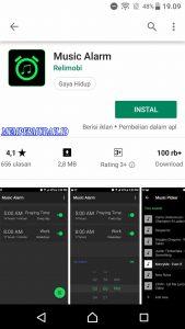 Cara Buat Alarm Bangun Tidur Dengan Lagu Sendiri di Android 1