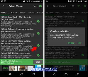 Cara Buat Alarm Bangun Tidur Dengan Lagu Sendiri di Android 4
