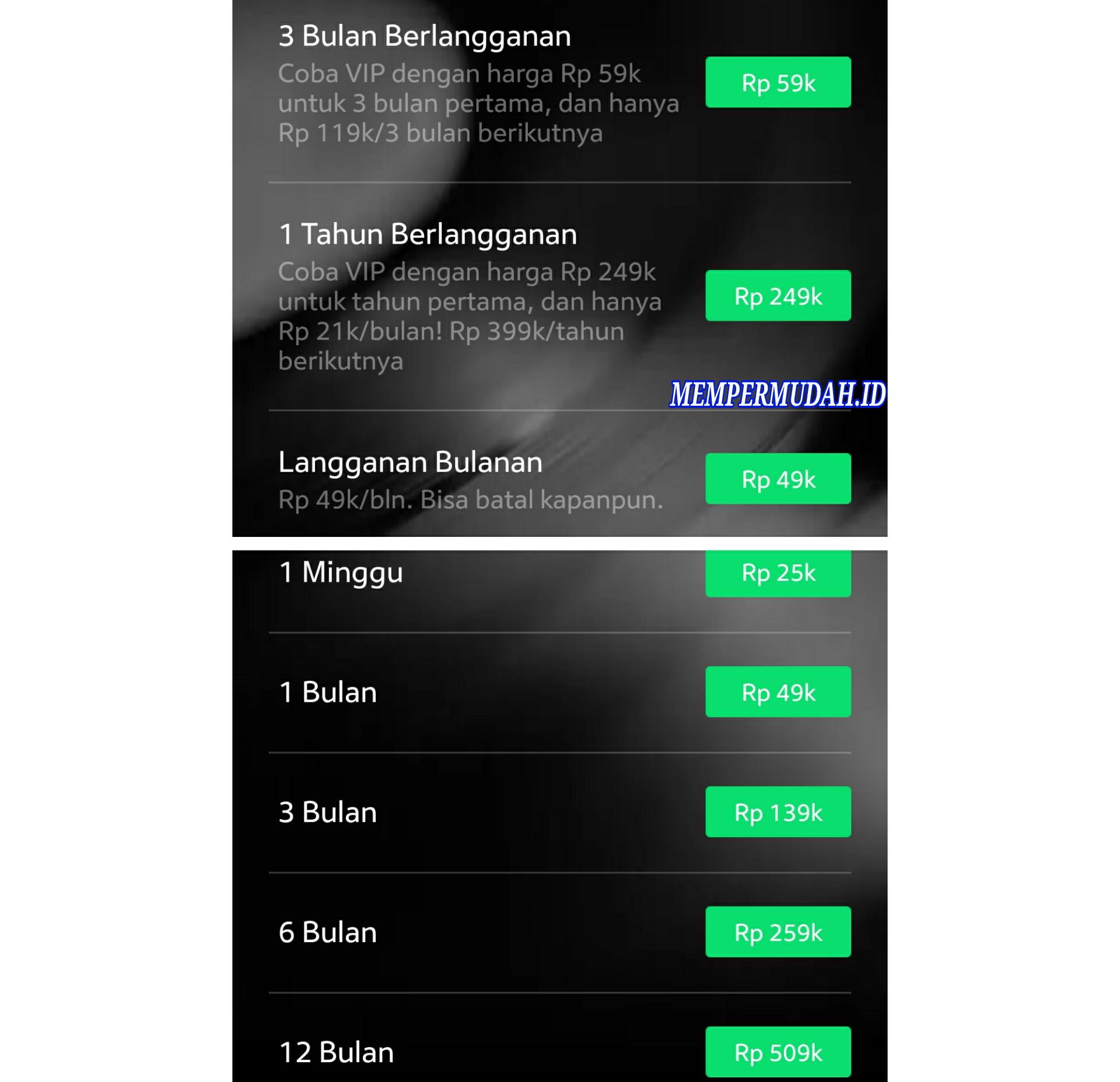 Cara Dapatkan Vip Joox Gratis Tak Terbatas Waktu Di Android Mempermudah Id Mempermudah Id