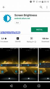 Trik Menambahkan Kecerahan Layar Android Jadi Lebih Terang 1