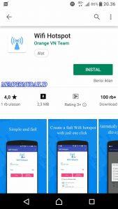 Cara Berbagi Koneksi Internet di HP Android via Koneksi Bluetooth 1