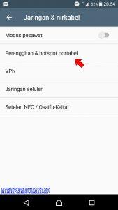 Cara Berbagi Koneksi Internet di HP Android via Koneksi Bluetooth 888