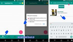 Cara Menambah Subscribe YouTube Melalui HP Android 6