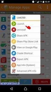 Cara Mengatasi Android Sony Docomo Tidak Bisa Buka Aplikasi Akses Root 5