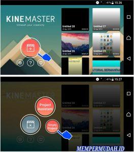 Cara Memasukan Simbol Watermark Bergerak di Video Android 1