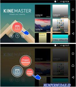 Cara Membuat Video Efek Teks Tulisan Suara Mesin Tik di Android 1