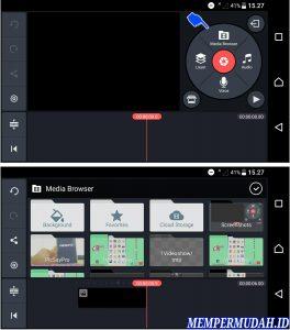Cara Membuat Video Efek Teks Tulisan Suara Mesin Tik di Android 2