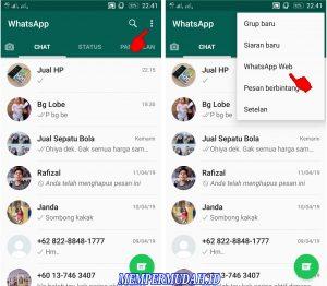 Cara Menggunakan WhatsApp via Website di Browser 1