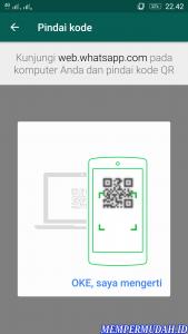 Cara Menggunakan WhatsApp via Website di Browser 2