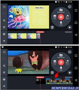 Aplikasi Edit Video DubbingMemasukan Suara di HP Android 3