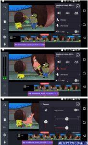 Aplikasi Edit Video DubbingMemasukan Suara di HP Android 5