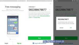 Aplikasi Line Dengan Fitur Tak TerbatasUnlimited Untuk Android 2