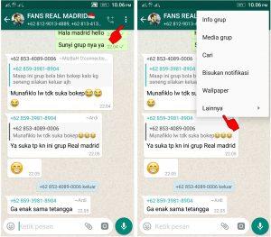 Cara Melihat Pesan di Grup WhatsApp Meskipun Sudah Keluar 2