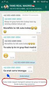 Cara Melihat Pesan di Grup WhatsApp Meskipun Sudah Keluar 4
