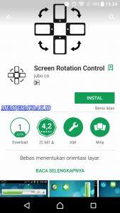 Cara Membuat LayarScreen Smartphone Android Terbalik 1