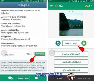Trik Auto Followers Instagram Khusus Indonesia di HP Android 3