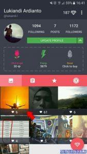 Trik Menambah Ribuan LikeLove Foto Instagram Hanya Beberapa Menit 5