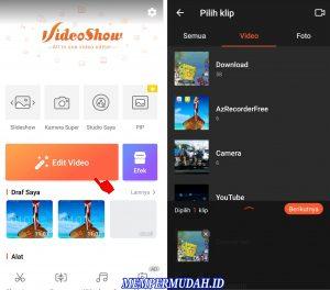 Cara Edit Video Menampilkan Terjemahan Ucapan Berbicara di Android 1