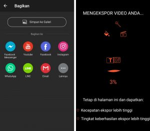 Cara Edit Video Menampilkan Terjemahan Ucapan Berbicara di Android 5