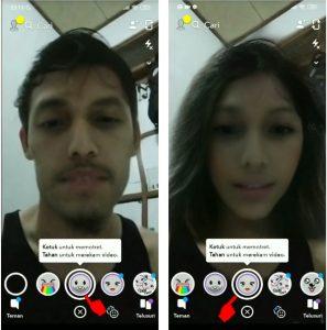 Cara Edit Wajah Foto Pria Menjadi Wanita dan Sebaliknya via HP Android 5