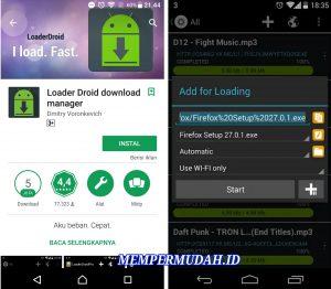 Cara Melanjutkan Unduhan Gagal (Tanpa Ulang) di Google Chrome Android