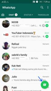 Cara Menghapus Kontak Khusus Untuk Whatsapp Saja 2