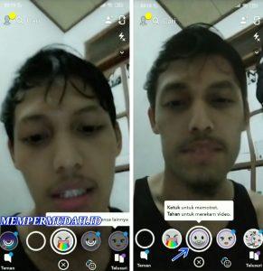 Cara Mengubah Wajah Muka Foto Sedikit Lebih Tua di HP Android 5