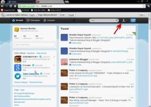 Cara Merubah Background Latar Twitter Dengan Mudah 1