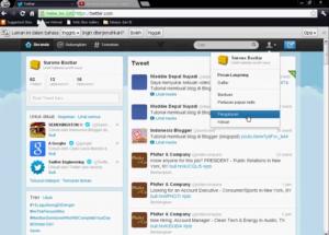 Cara Merubah Background Latar Twitter Dengan Mudah 2