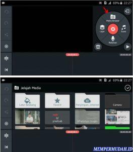 Cara Edit Buat Video Menjadi Orang Kembar via Kine Master Android 2
