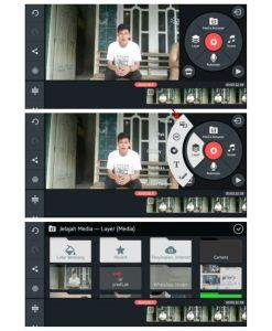 Cara Edit Buat Video Menjadi Orang Kembar via Kine Master Android 4