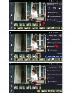 Cara Edit Buat Video Menjadi Orang Kembar via Kine Master Android 6