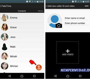 Cara Membuat Video Call Palsu WeChat di Ponsel Android 4