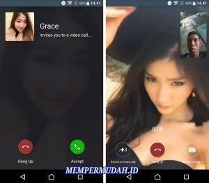Cara Membuat Video Call Palsu WeChat di Ponsel Android 6