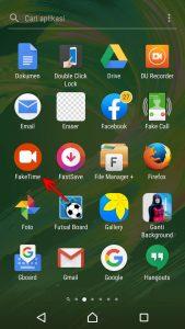 Cara Membuat Video Call Palsu di Line HP Android 2