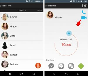 Cara Membuat Video Call Palsu di WhatsApp HP Android 5