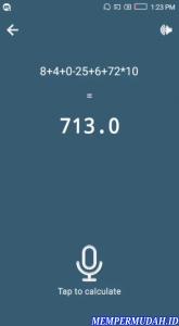 Cara Menggunakan Kalkulator Bersuara di HP Android 6