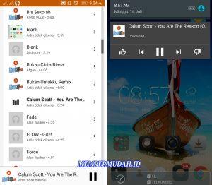 Cara Merekam Video Dengan Android Sambil Dengarkan Musik 1