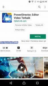 Cara Merekam Video Dengan Kamera Green Screen HP Android 1