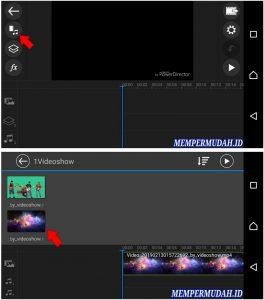 Cara Merekam Video Dengan Kamera Green Screen HP Android 3