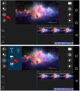 Cara Merekam Video Dengan Kamera Green Screen HP Android 4
